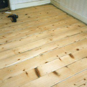 Holzdielen Schleifen2